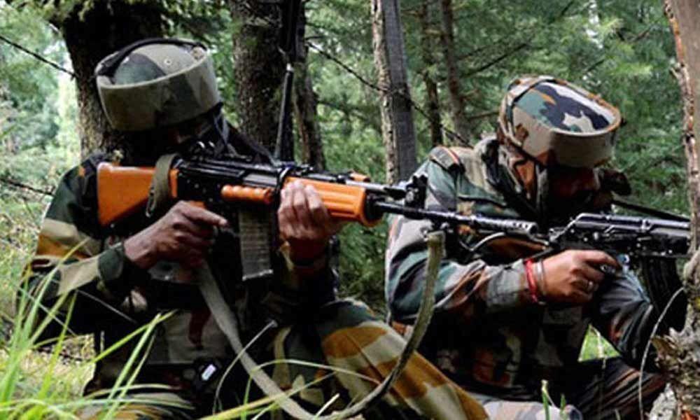 Soldier killed as Pakistan violates ceasefire along LoC in J&K