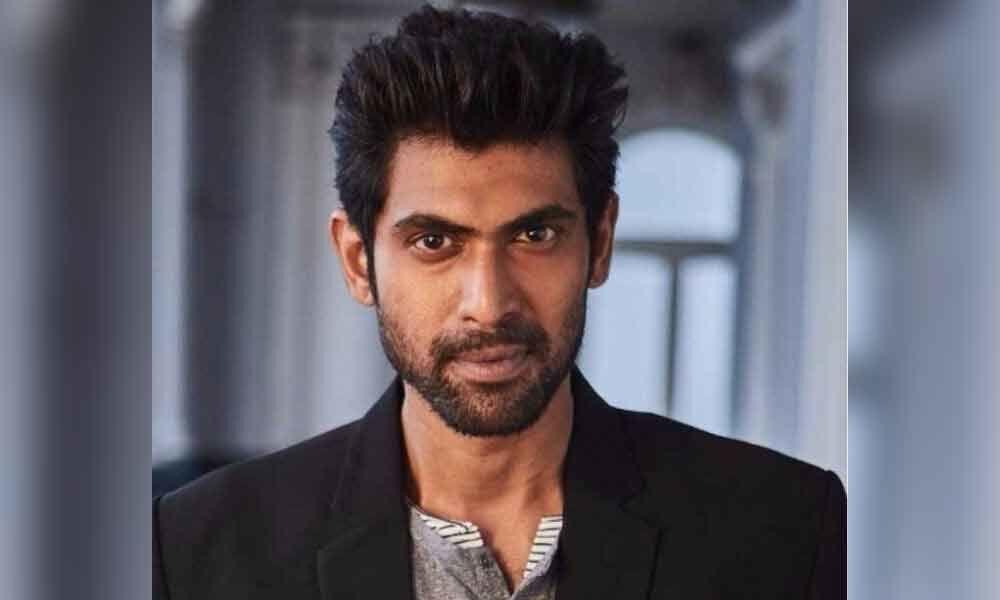 Rana Daggubati to co-produce Muralitharan biopic