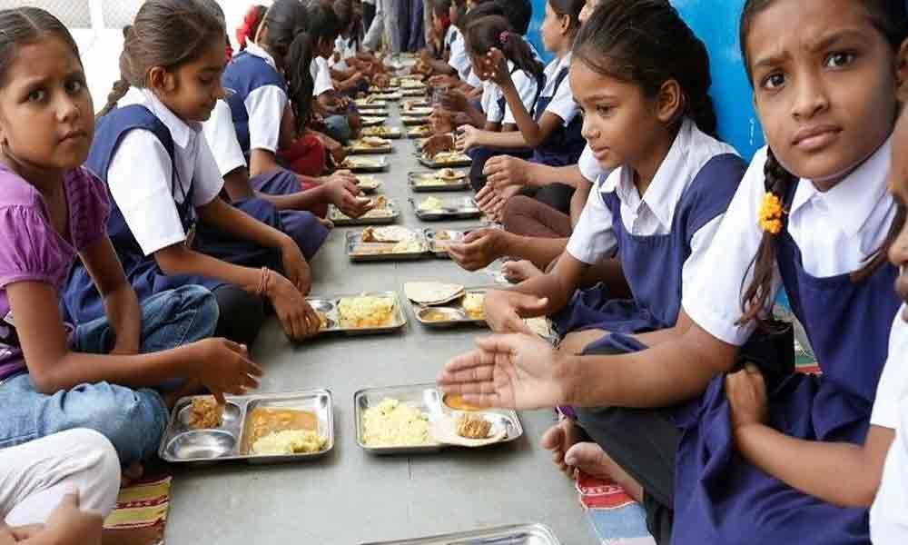 e-PoS system for provision of rice for midday meal scheme proposed