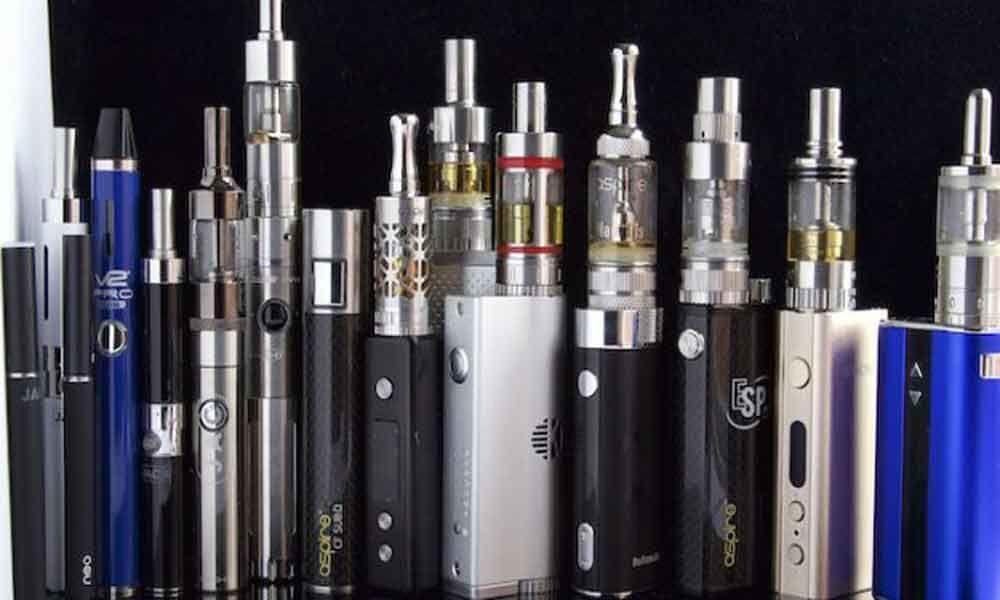 E-cigarettes doesn