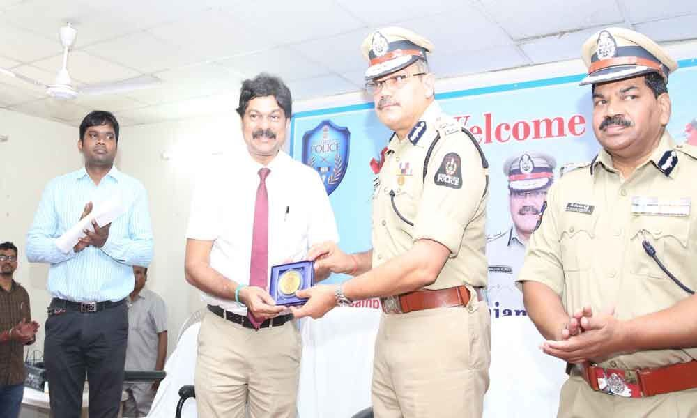 Job Connect drive held for kin of cops