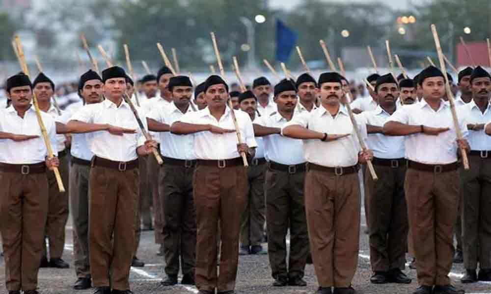 RSS to open army school in name of Rajju Bhaiya