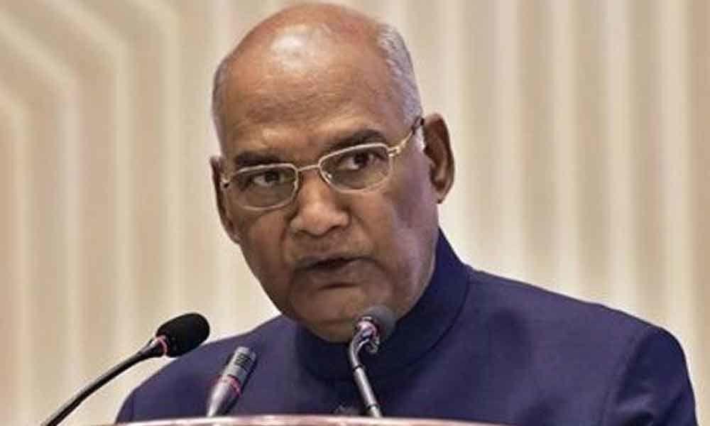 President Ram Nath Kovind approves Triple Talaq bill