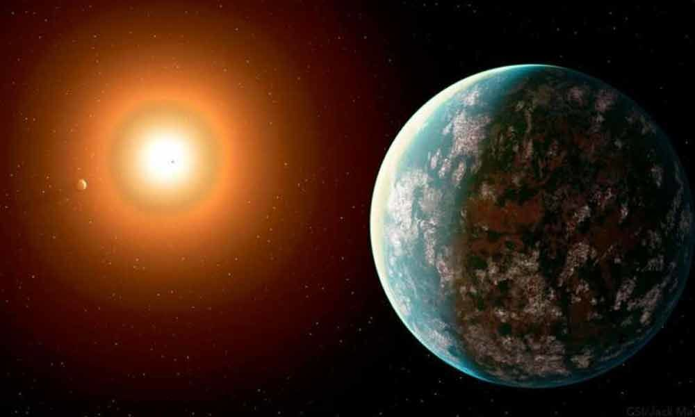 NASA satellite uncovers first nearby super-Earth