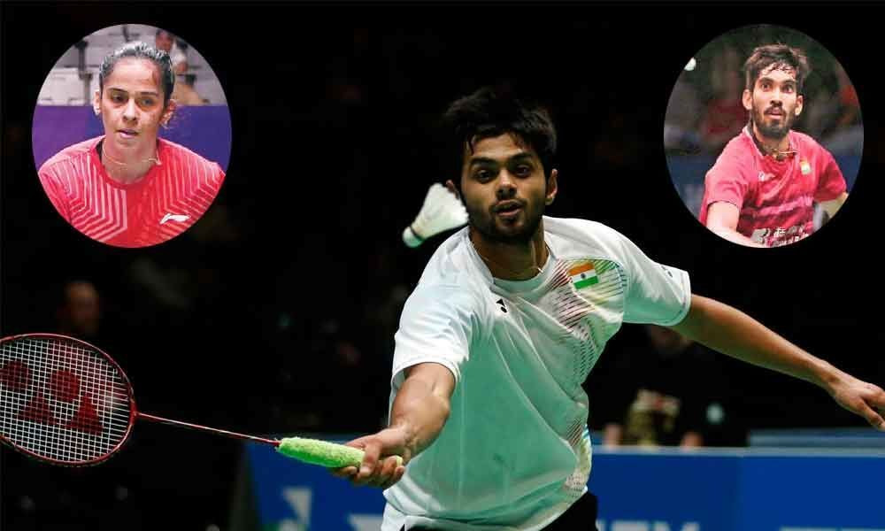 Saina, Srikanth crashes out; Praneeth enters Thailand Open quarterfinals