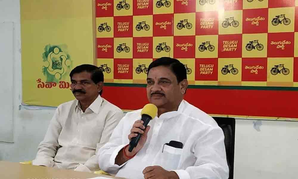 TDP flays CM for going back on Kapu quota