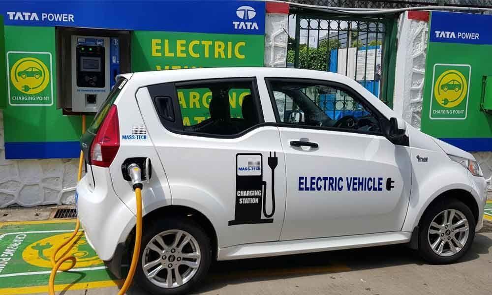Tata Group plans 300 EV charging stations