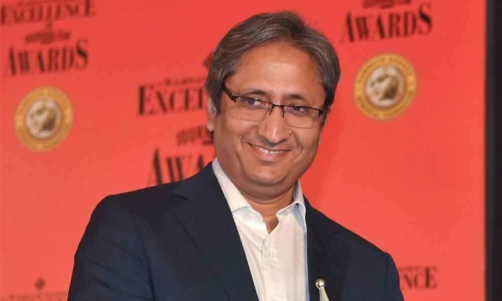 Ravish Kumar bags Magsaysay Award
