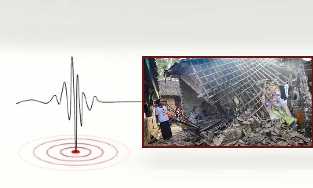 1 killed, 1,000 displaced in 6.9 Indonesia quake