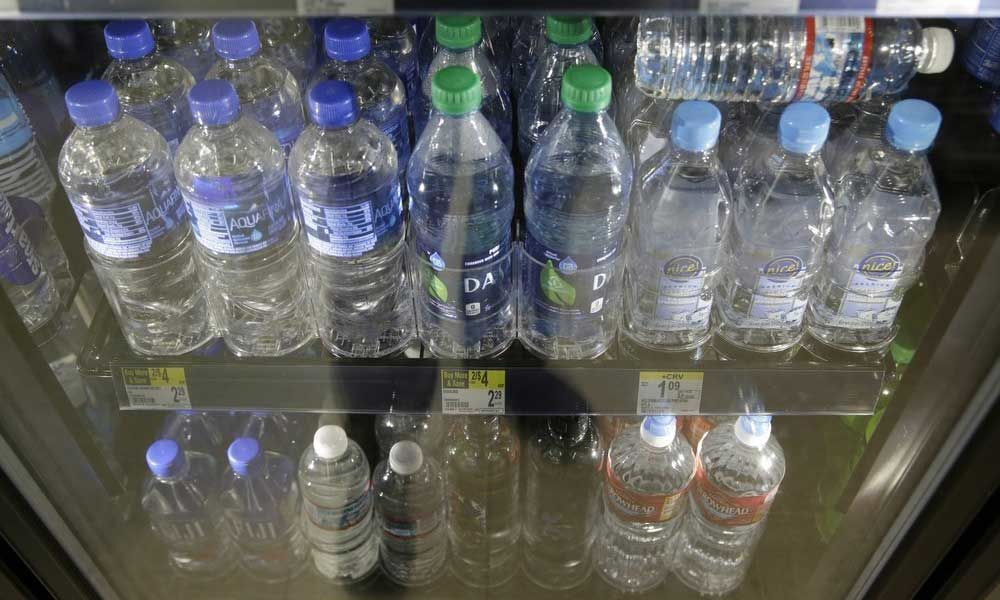 Plastic bottles sales banned at San Francisco airport