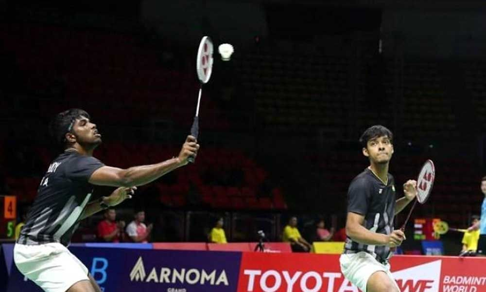 Satwiksairaj Rankireddy-Chirag Shetty enter Thailand Open final