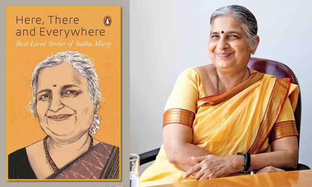 Sudha Murty to launch children