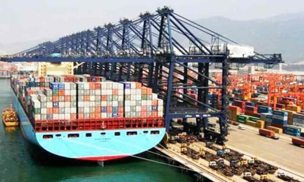 VPT secures third position in cargo traffic at  Vizag