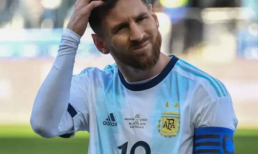 Messi banned for three months after CONMEBOL corruption outburst