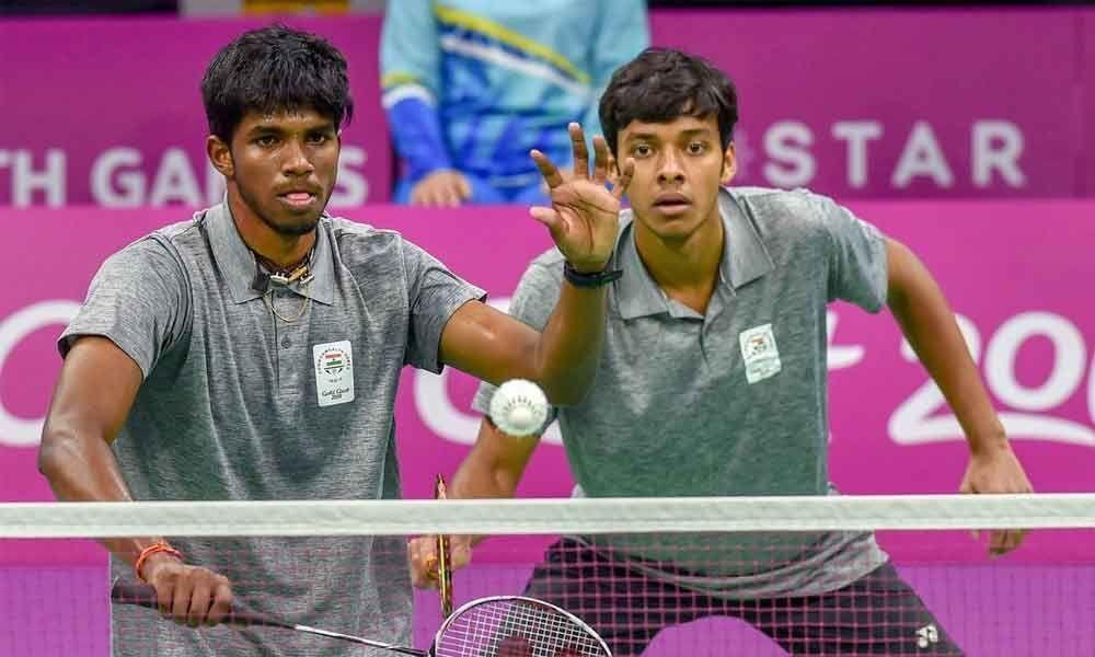 Rankireddy-Shetty duo enters final in Thailand