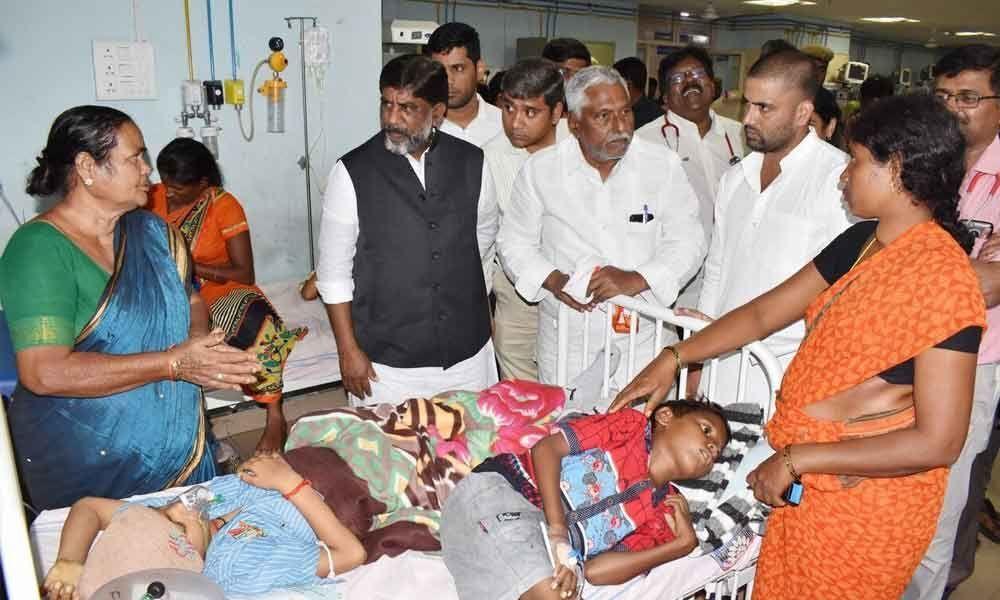 No services in government hospitals: Bhatti