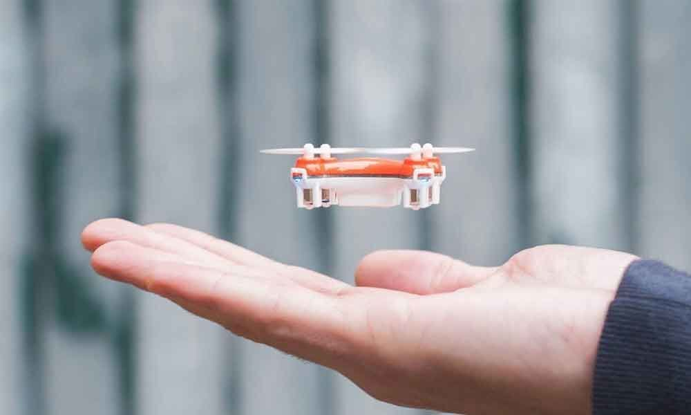The amazing world of nano drones