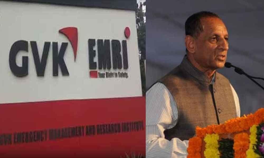 Governor ESL Narasimhan opens GVK EMRI advanced emergency care facility