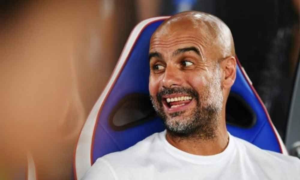 Guardiola values Premier League title above gambling all on Champions League