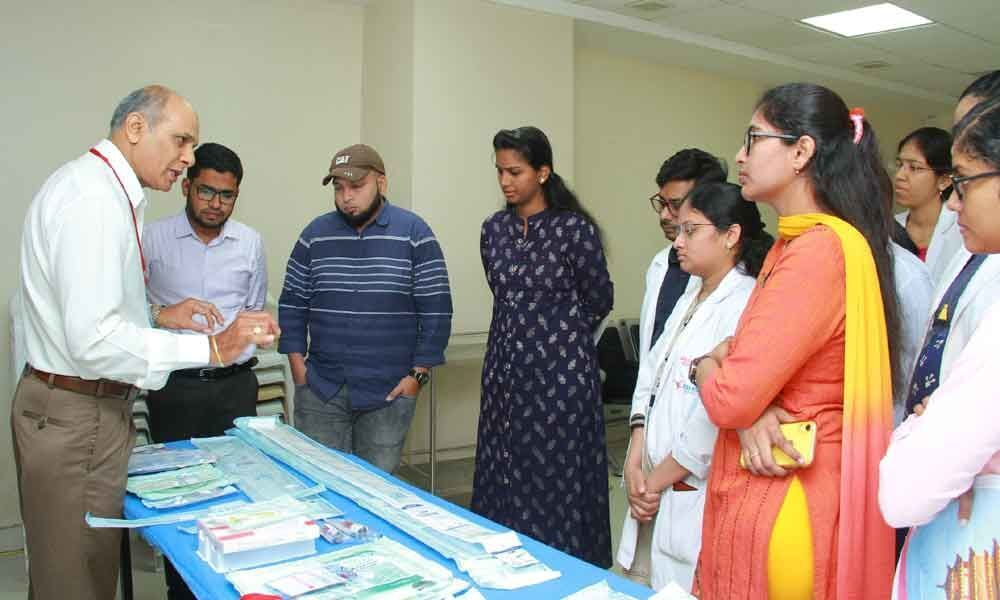 KIMS holds workshop on interventional techniques