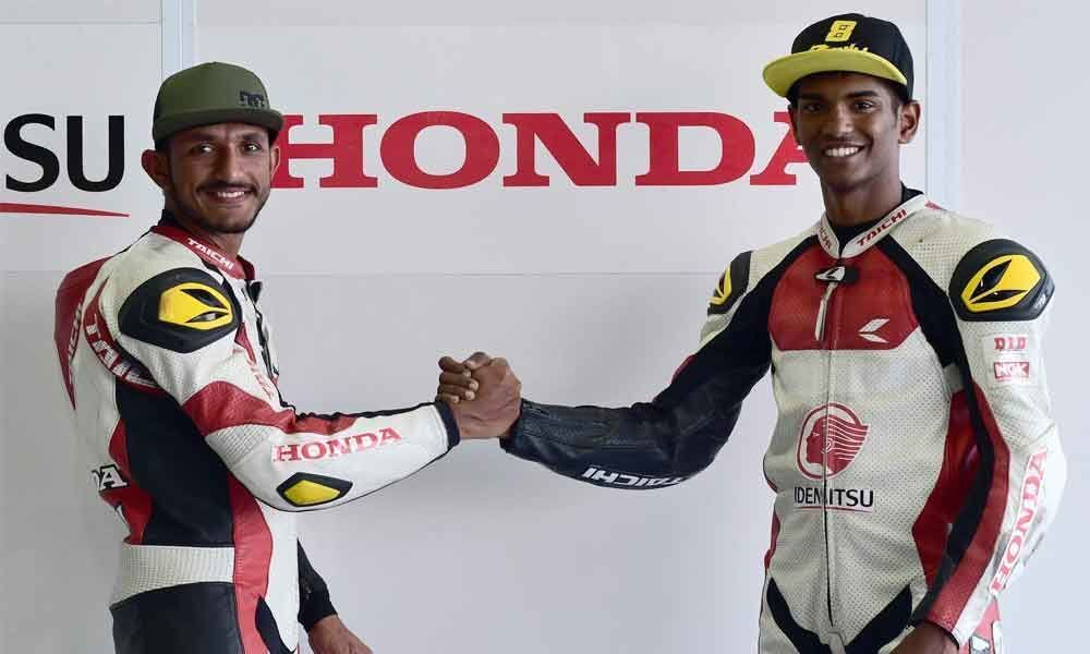 Hondas Sethu completes double; Ahmed, Anish post wins