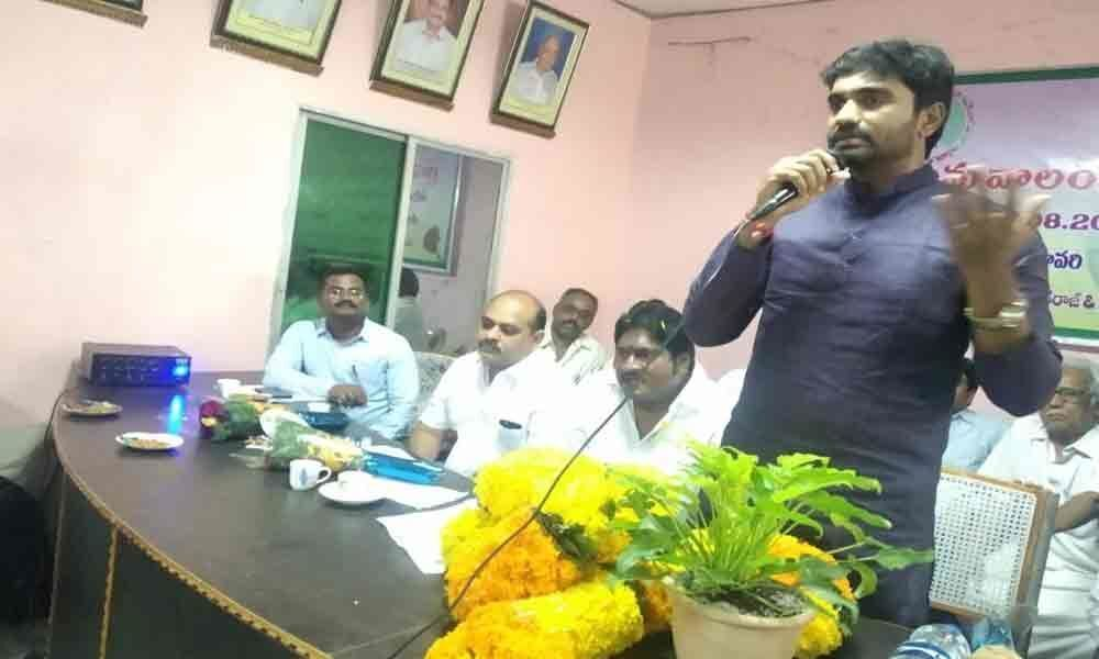 Village Volunteers play key role in delivery of goods to people: MP