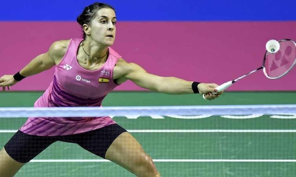 Defending champion Marin to miss badminton worlds
