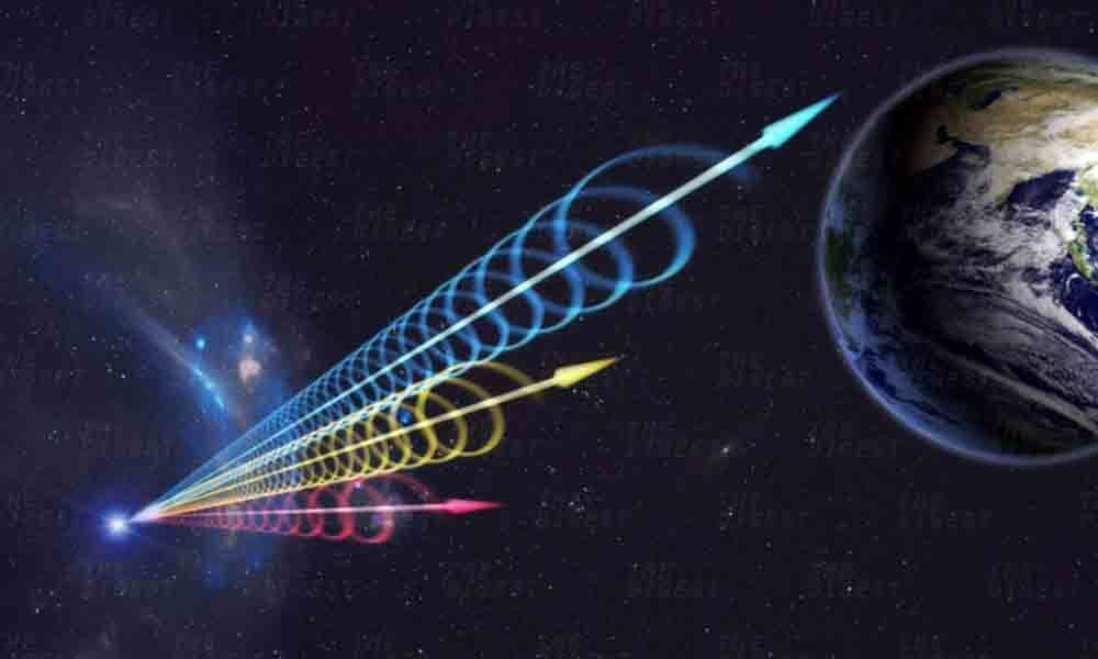 Artificial Intelligence used to detect fast radio bursts
