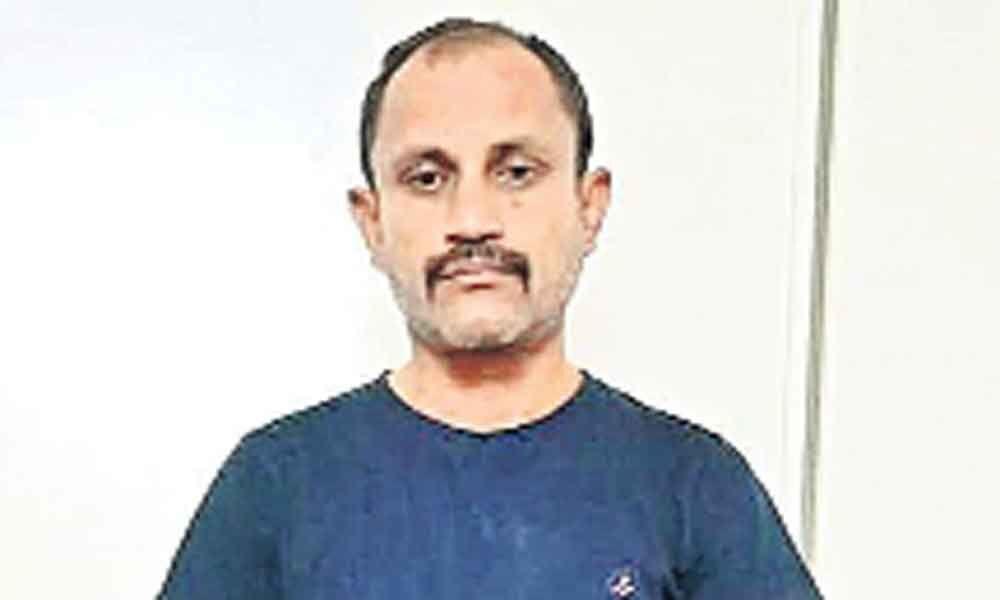 Habitual fraudster held for cheating