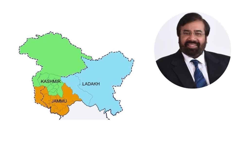 Centres move will bring J&K into mainstream: India Inc