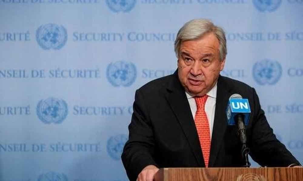 UN tells India, Pak to exercise restraint