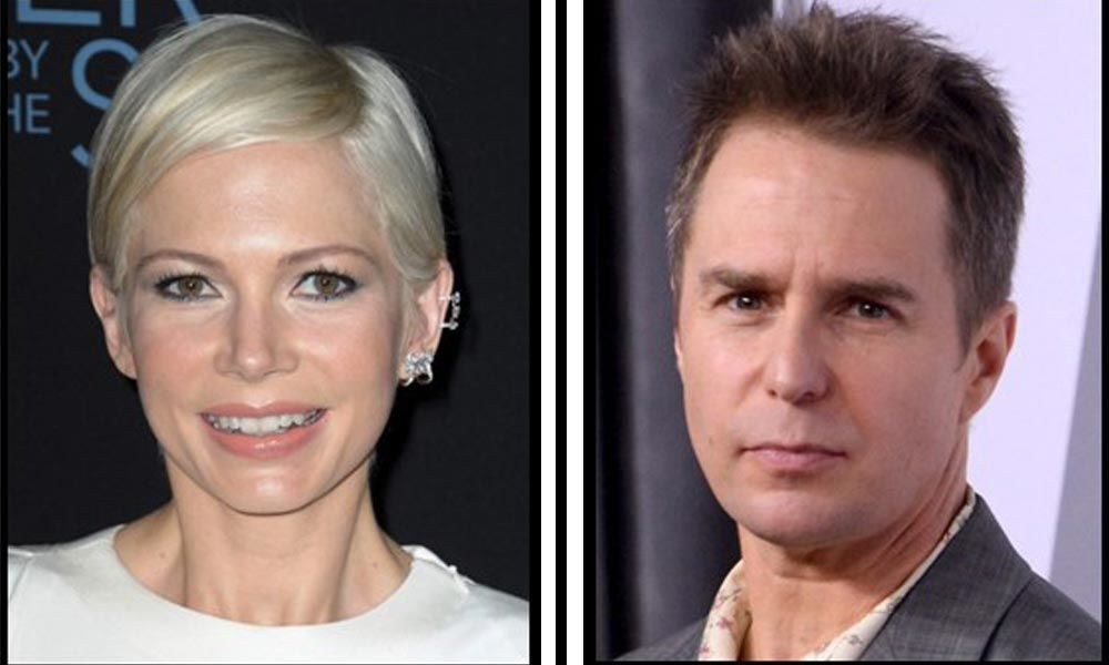 Michelle Williams and Sam Rockwell talk about their roles and preparation in Fosse/Verdon