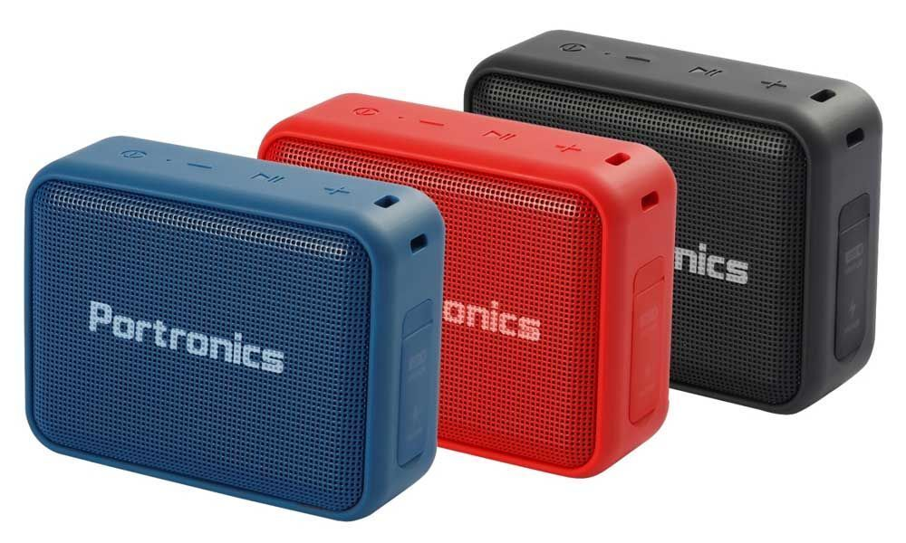 Portronics Unleashes Powerful Stereo Speaker Dynamo with FM & TWS Feature