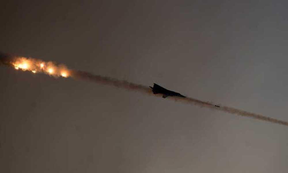 Airstrike by Haftar kills 42 in southern Libya town