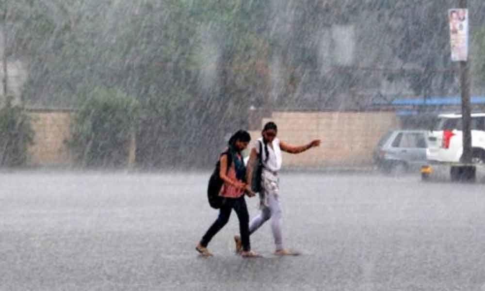 Heavy rains forecasted in Telangana, AP