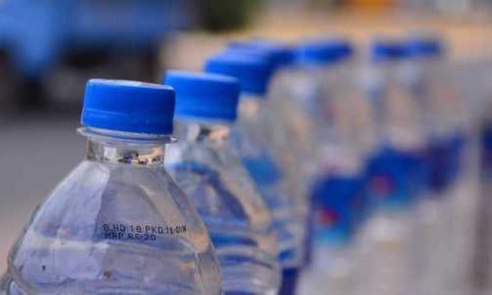 Sri Lanka to ban coloured water bottles, plastic wrappers