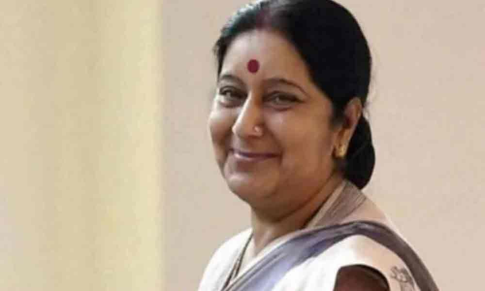 Sushma Swaraj, a matchless leader