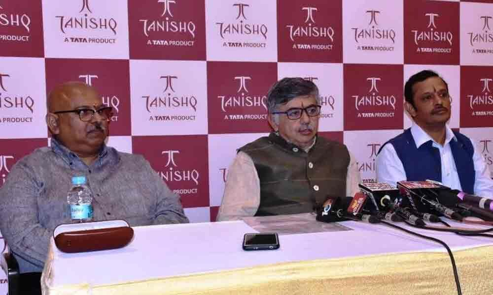 Tanishq opens its largest store in TS & AP