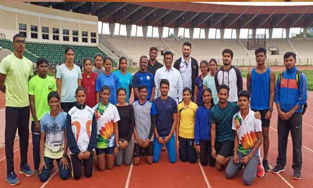 Get inspired by Hima: SATS Chaiman tells athletes