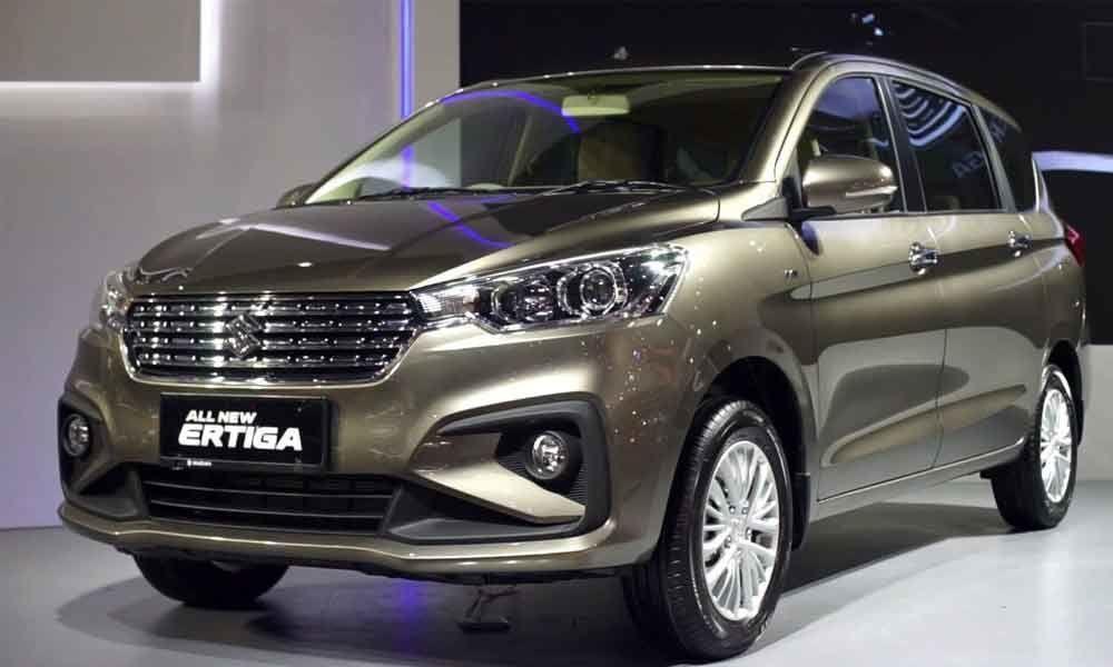 Maruti Suzuki launches BS-VI Ertiga