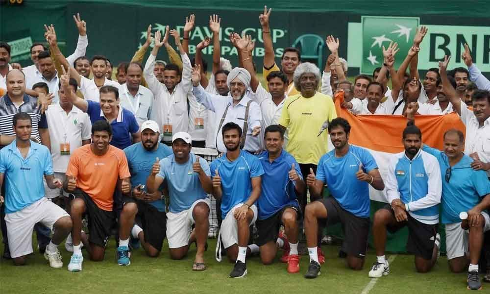 AITA may request ITF to consider neutral venue for Davis Cup tie