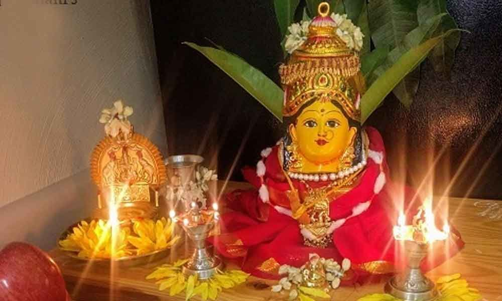 Varamahalakshmi Vratam: 2019 The Goddess of wealth and prosperity and wealth & its significance
