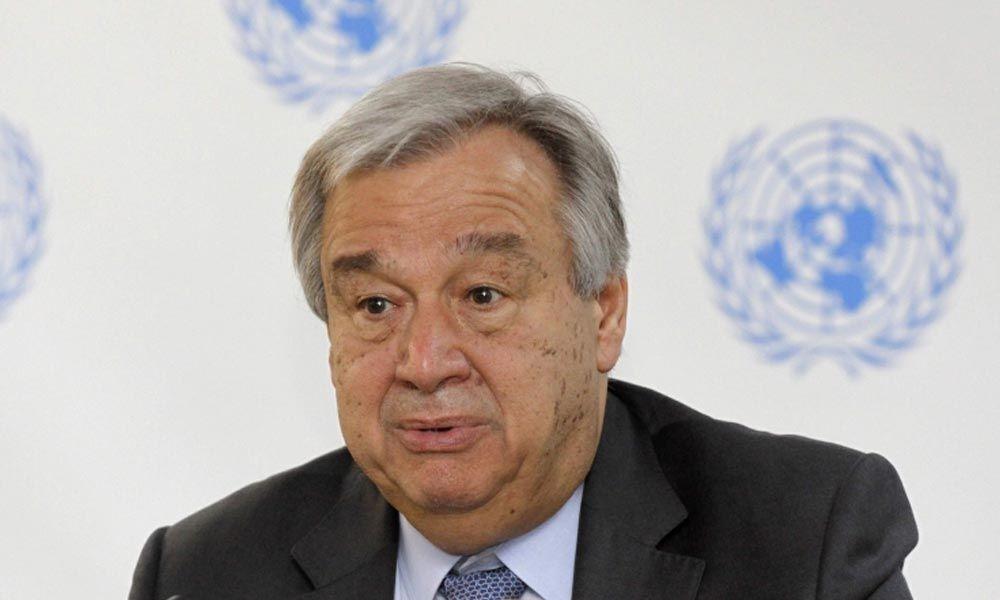 Dont change Kashmir status, UN chief to both sides
