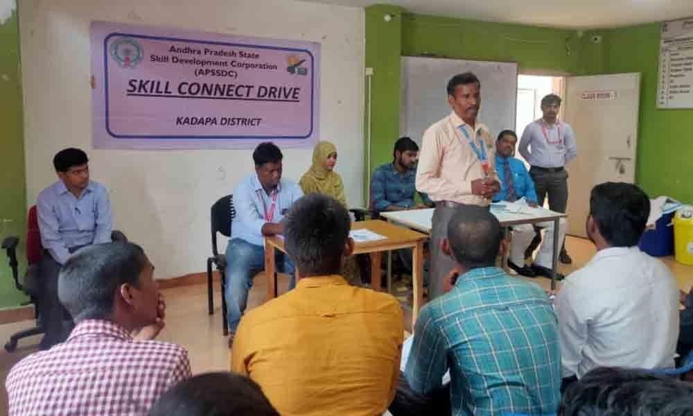36 Nihar students secure jobs in Kadapa