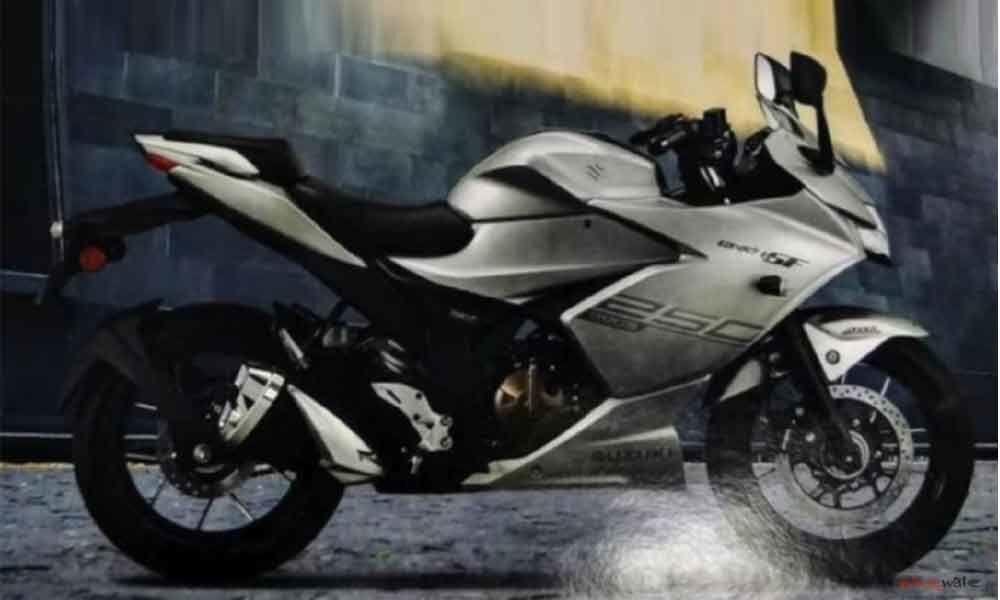 Suzuki Motorcycle India launches GIXXER 250