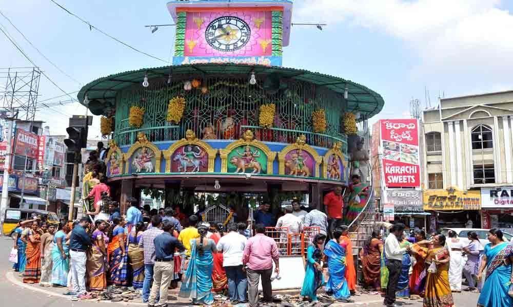 Special pujas performed to Goddess Vara Lakshmi
