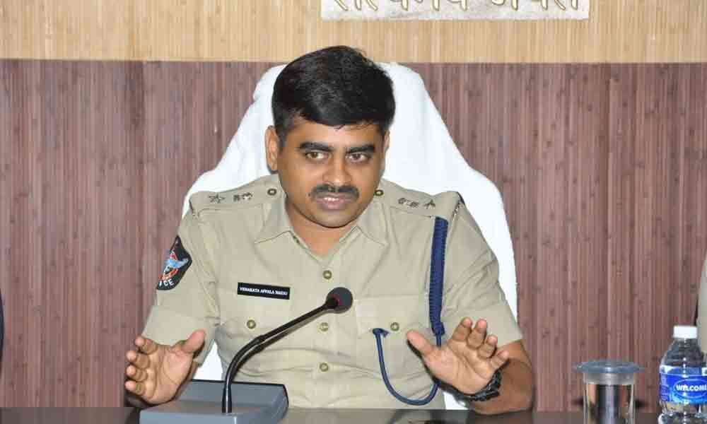 Tight security in place for Bakrid: Chittoor SP