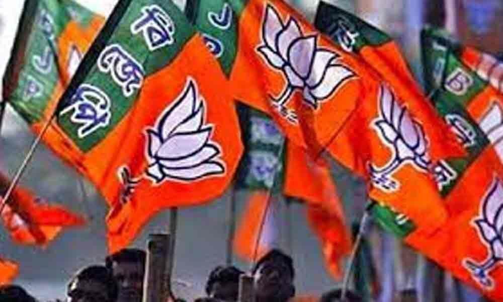 BJP achieves target of 50 lakh new members in Uttar Pradesh