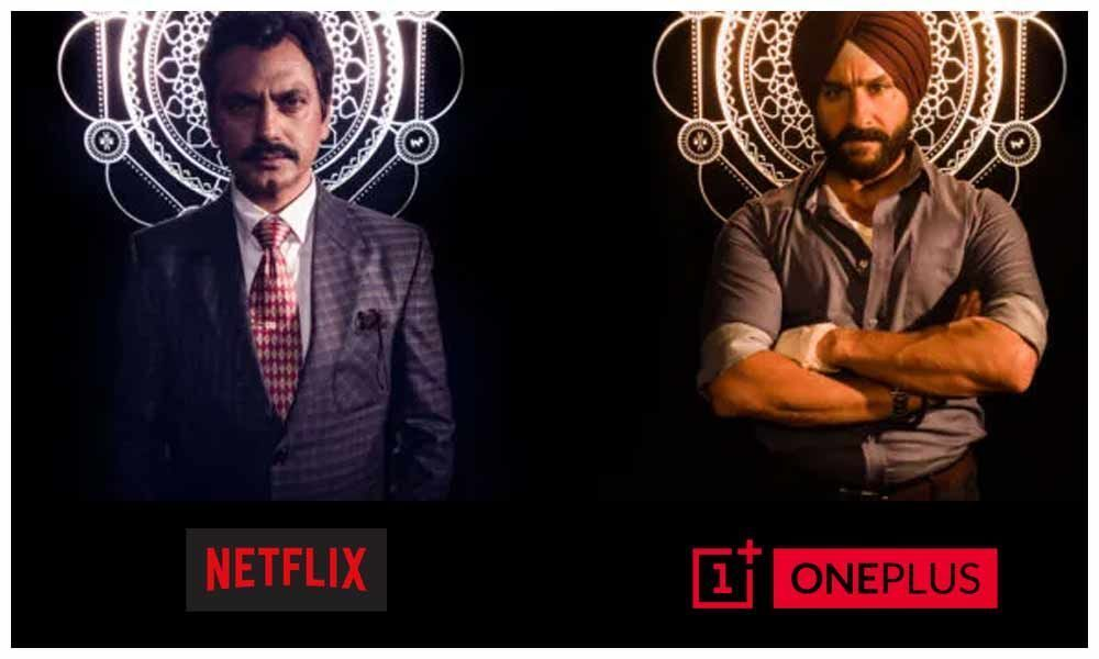 Sacred Games 2 coming for OnePlus users a day earlier
