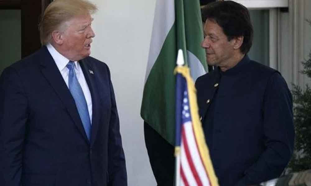 Pakistan bluntly told not to use Kashmir for cross-border terrorism: US